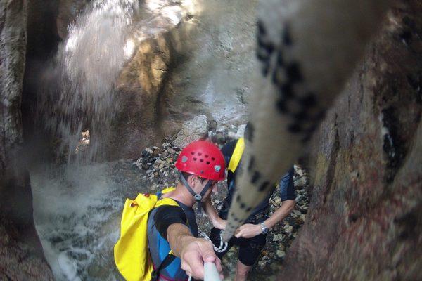Canyoning Tour Uzice Western Serbia