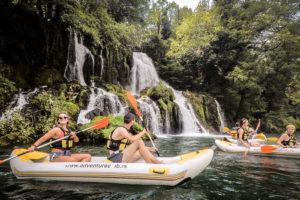 Drina River Kayaking Tour Western Serbia