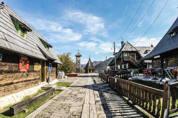 Mokra Gora and Drina Tour Western Serbia