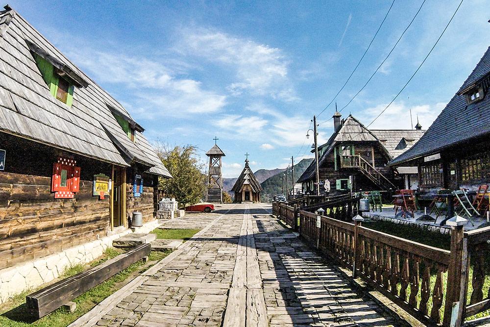 Mokra Gora and Drina Tour Western Serbia