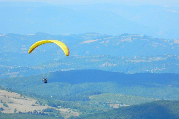 Paragliding Tour Western Serbia