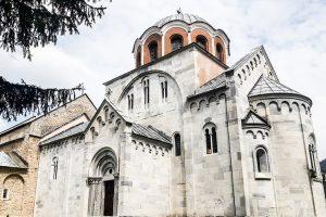 Studenica monastery tour western Serbia