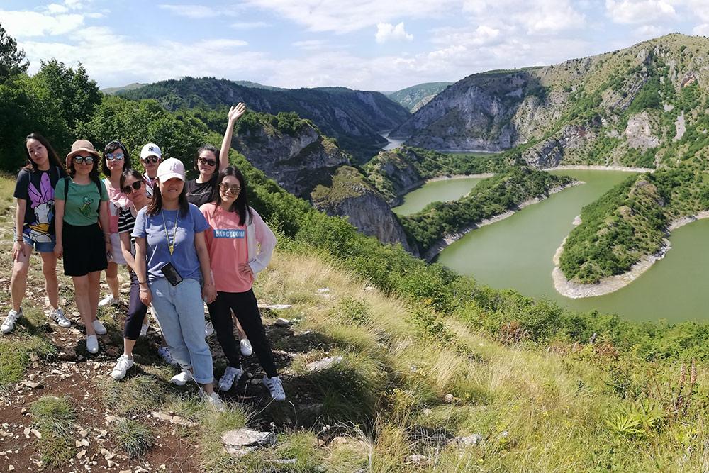 Uvac Safari Tour Western Serbia