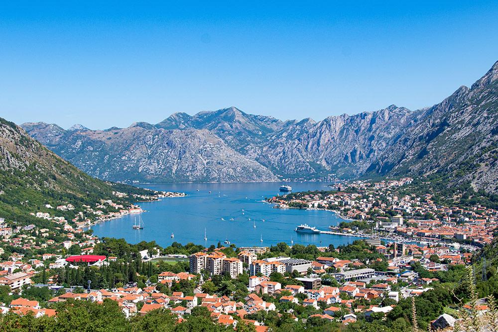 Private transfer from Zlatibor or Uzice to Kotor
