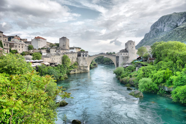 Private transfer from Zlatibor or Uzice to Mostar and Visegrad