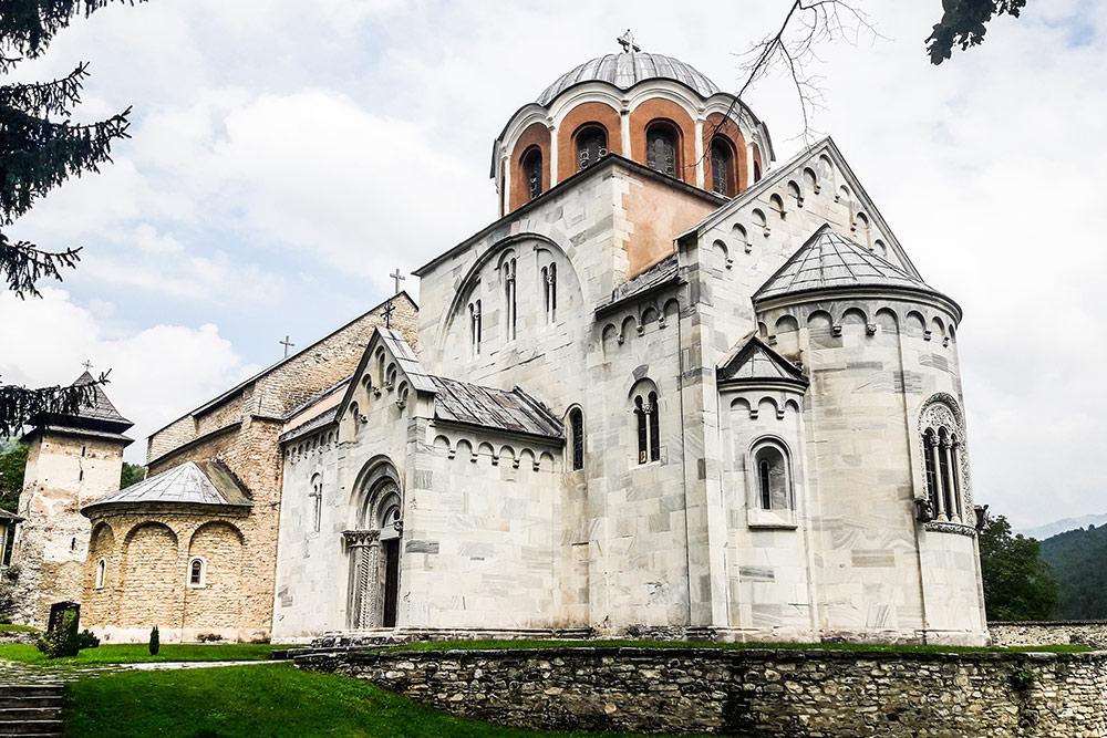 Private transfer from Zlatibor or Uzice to Studenica
