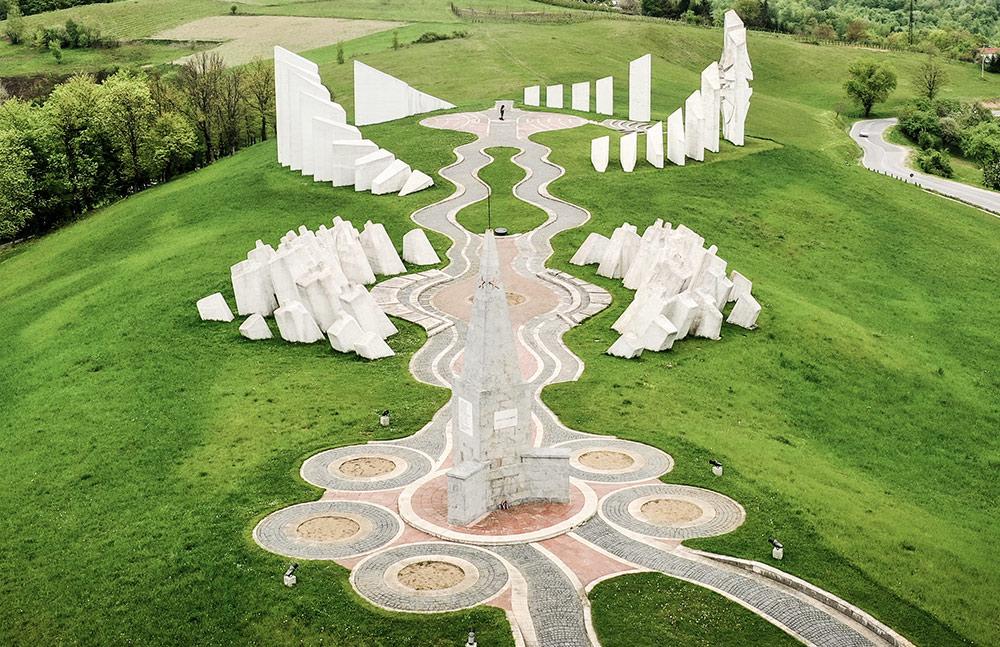 kadinjaca war memorial