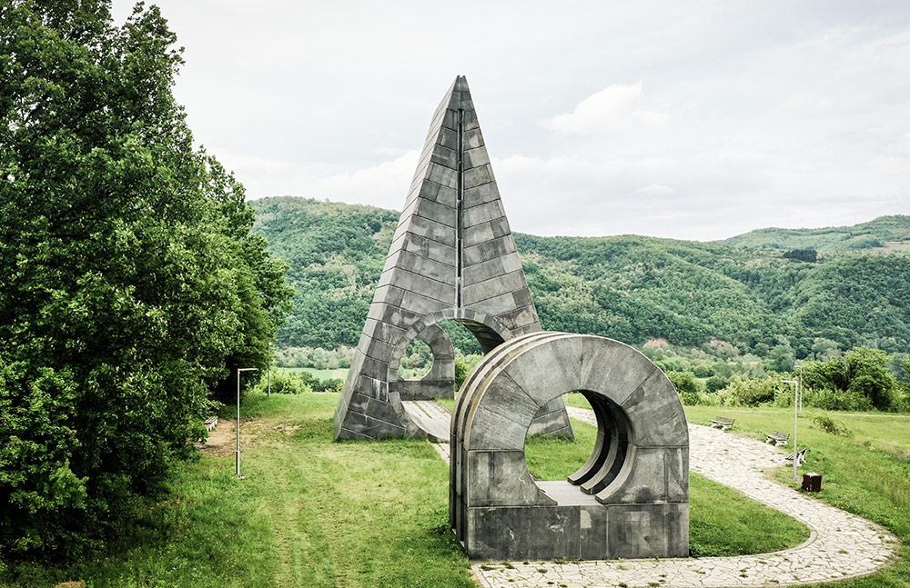 popina spomenik